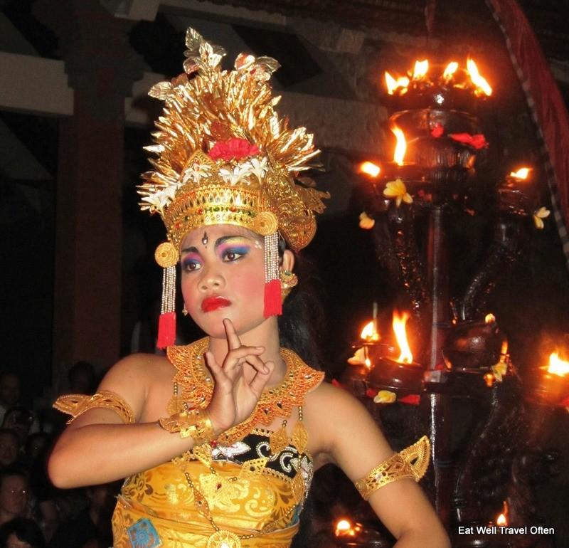 Kecak Fire and Trance Dance