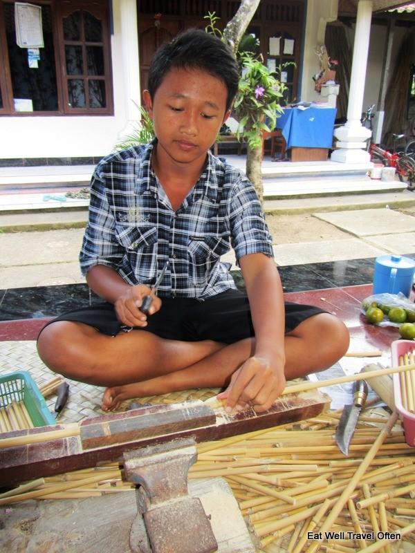 Bamboo straws – a tale of entrepreneurship