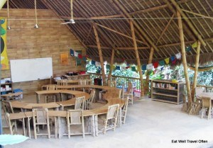 Sustainable classroom