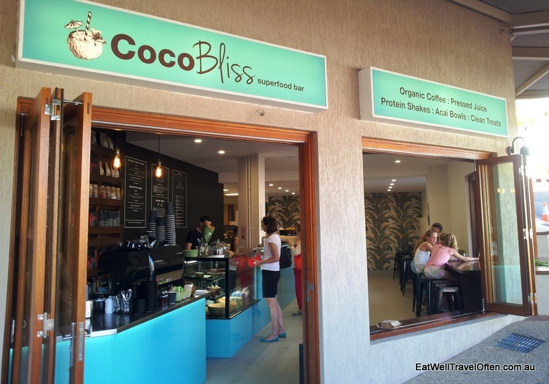 Coco Bliss in Bulimba, Brisbane