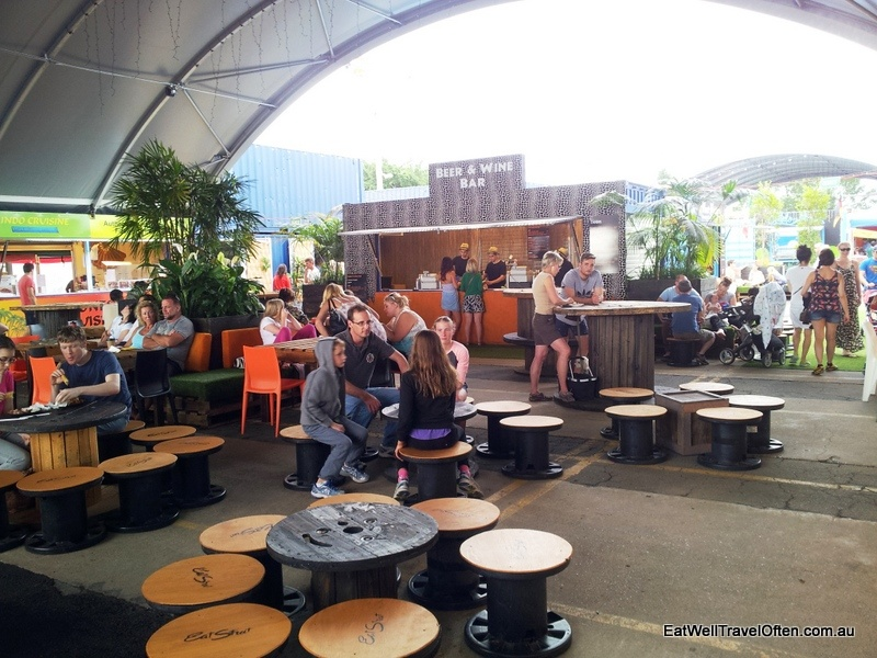 Eat Street Markets - foodie heaven