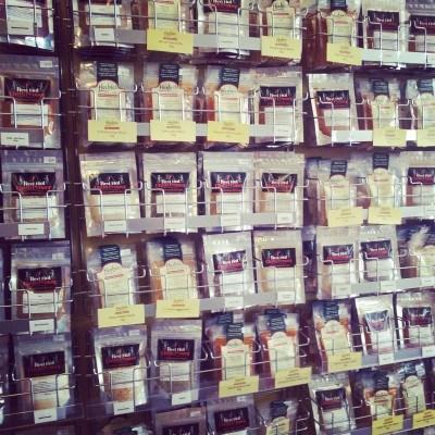 So many spices!