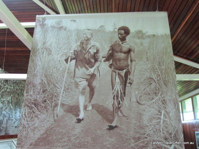 Trekking Kokoda