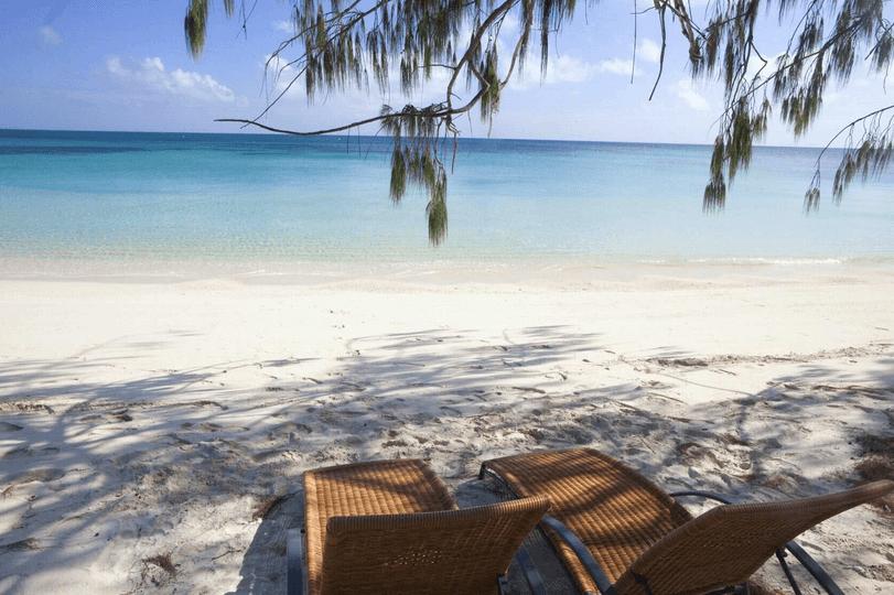 Top 5 romantic holidays