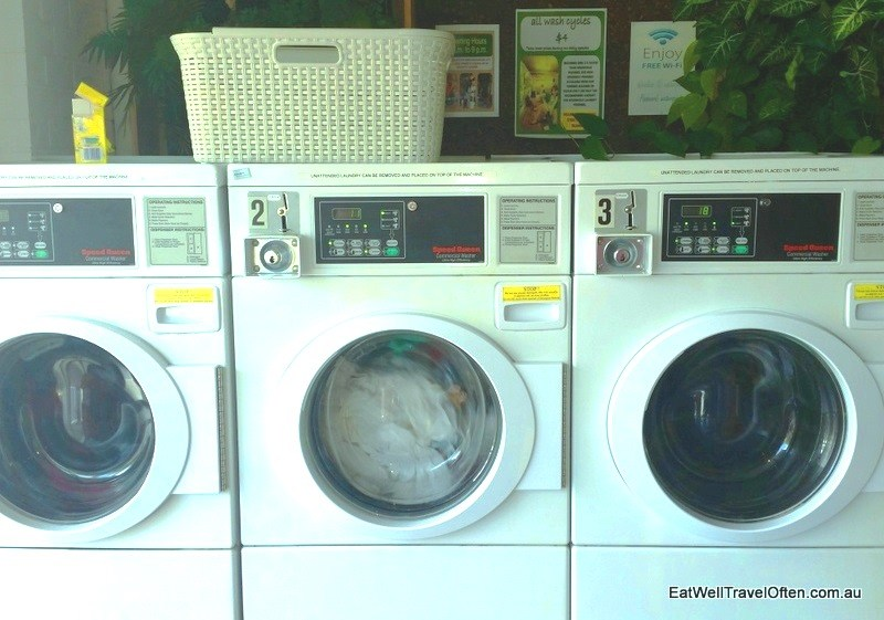 My hipster laundry mat