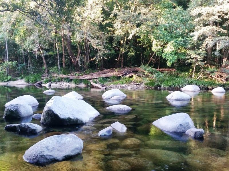 Mossman Gorge  scenery