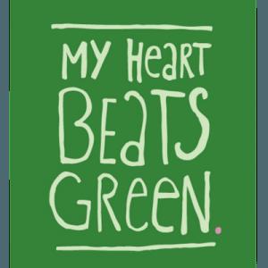 my-heart-beats-green