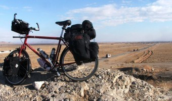 How to cycle across the world