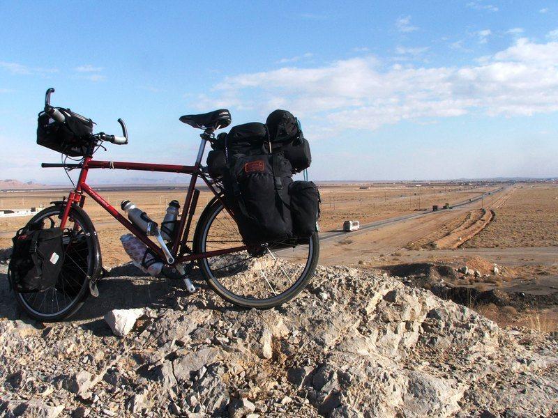 world by bike