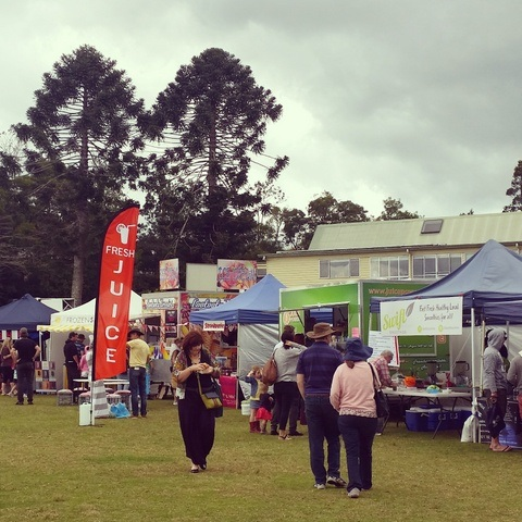 real food festival maleny