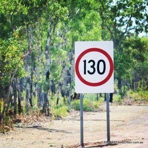 outback speed limit