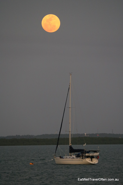 full moon darwin