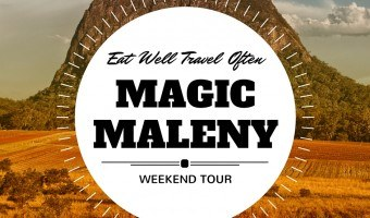 Magic Maleny Weekend Tour