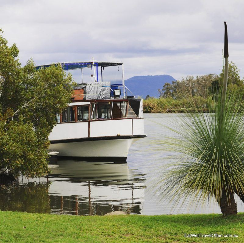 A Tweed River cruise